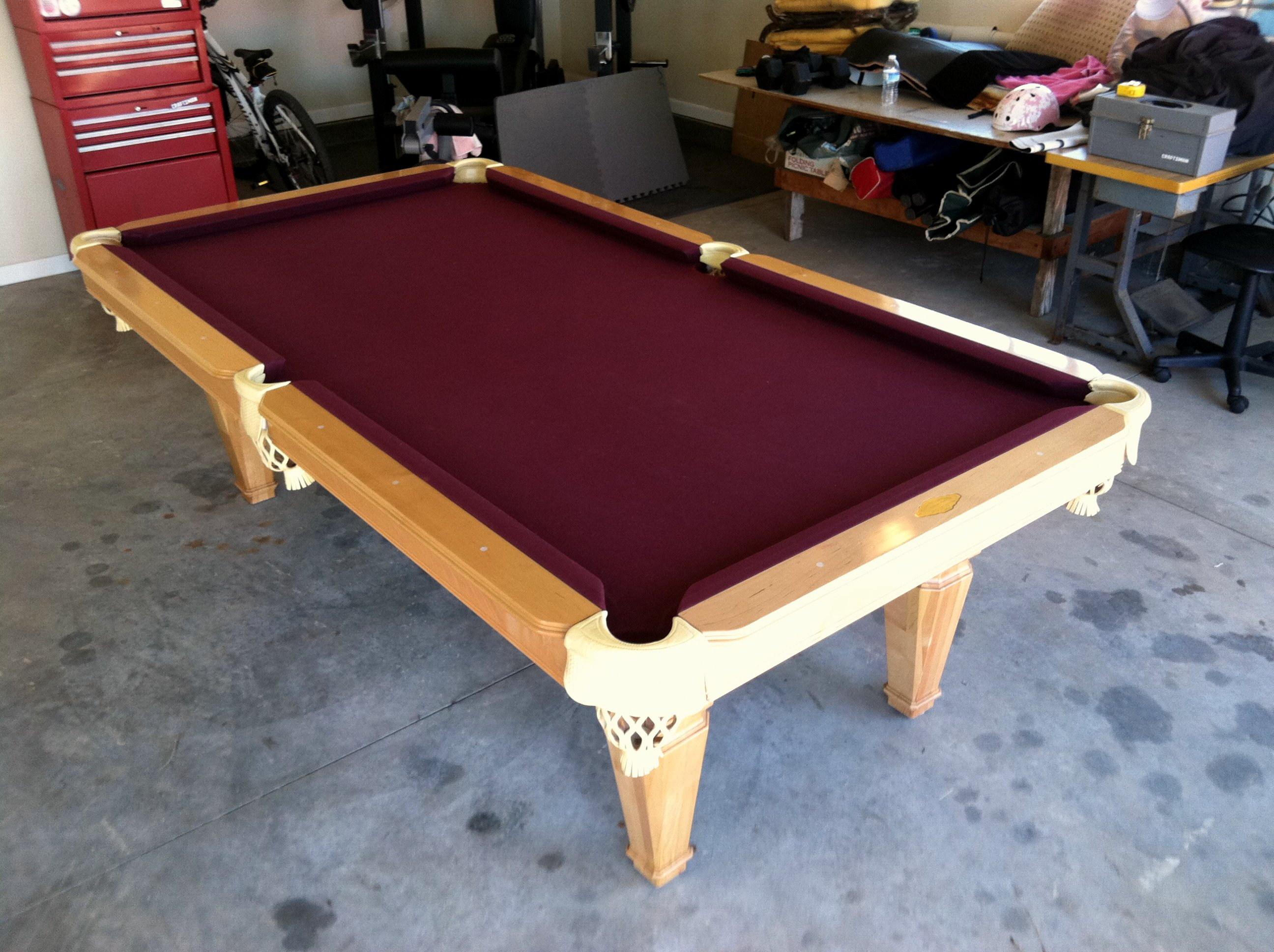 Exceptionnel The Pool Tables Pros In Salida, CA