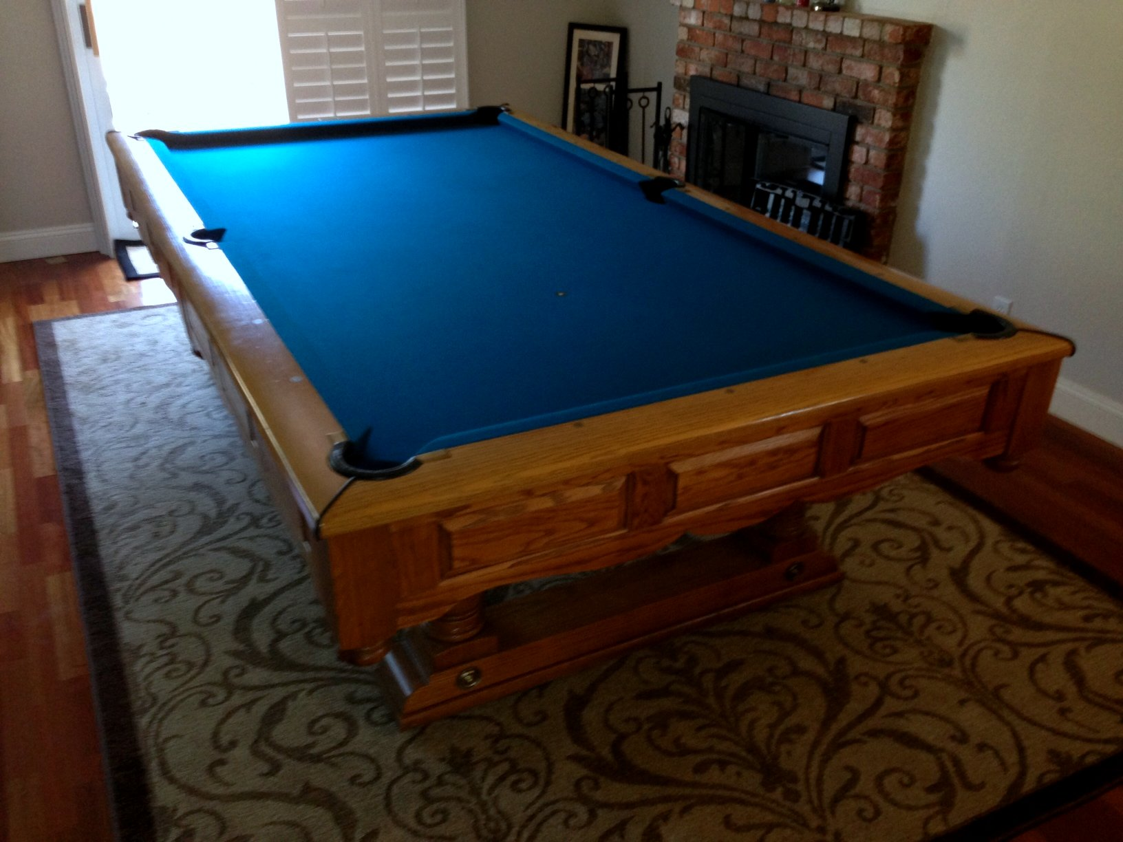 Photo Gallery Pool Tables Photos San Francisco Central Valley - Buy my pool table