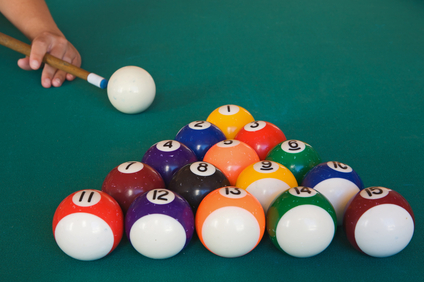 Pool Table Refelting Services In The San Francisco Bay Area