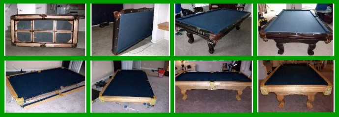 Pool Table Relocation San Francisco Pool Table Moving Pool Table - How much is it to move a pool table